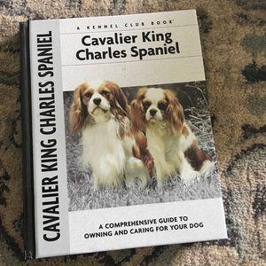Cavalier King Charles Book